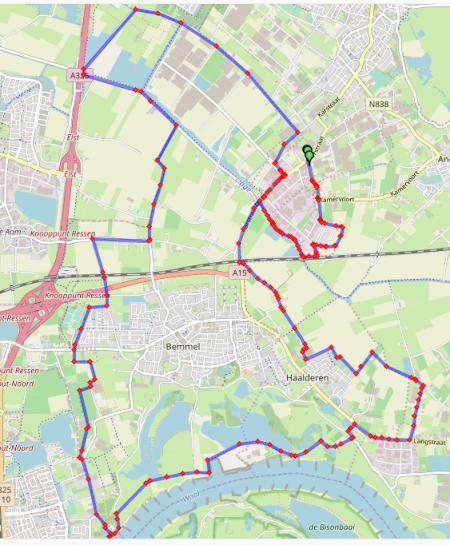 werkgebied De Teselaar 2019